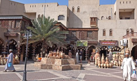 Grand Canyon & Nizwa Tour | full day
